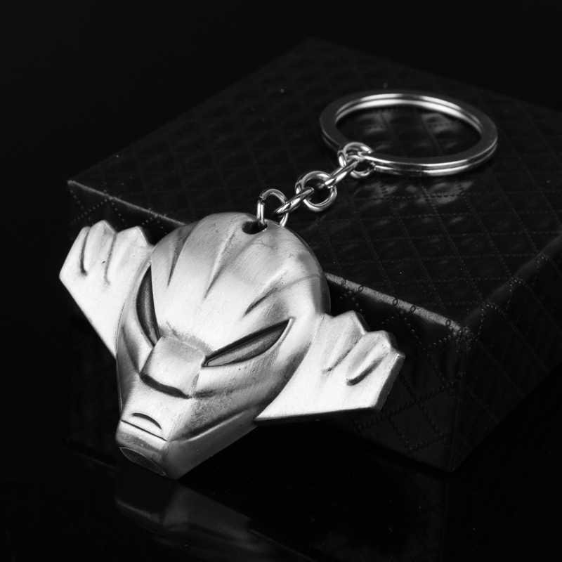 MQCHUN Anime Kotetsu Jeeg llavero juguete Robot colgantes llavero mujeres hombre vapor Punk llavero para bolsas -50