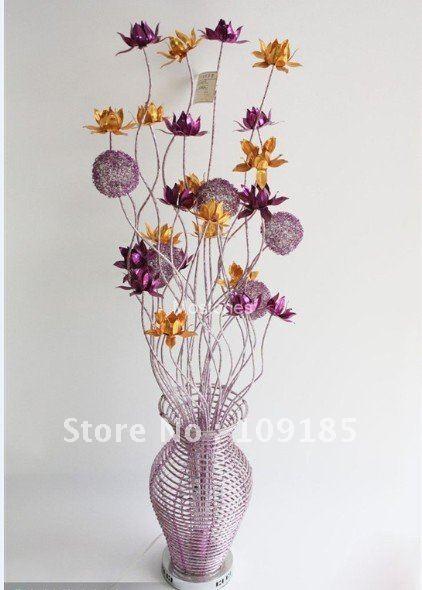 Trendy Colorful Floor Lamp As Restaurant Furniture