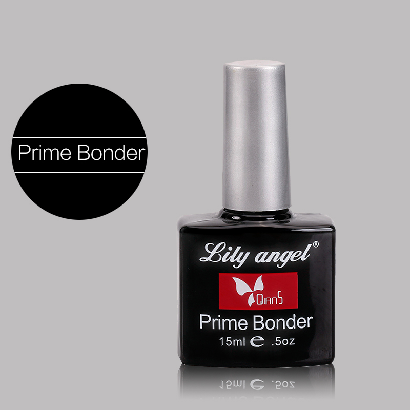 Lily angel 15ml font b Nail b font Art Primer Bonder liquid Base coat Intense Seal