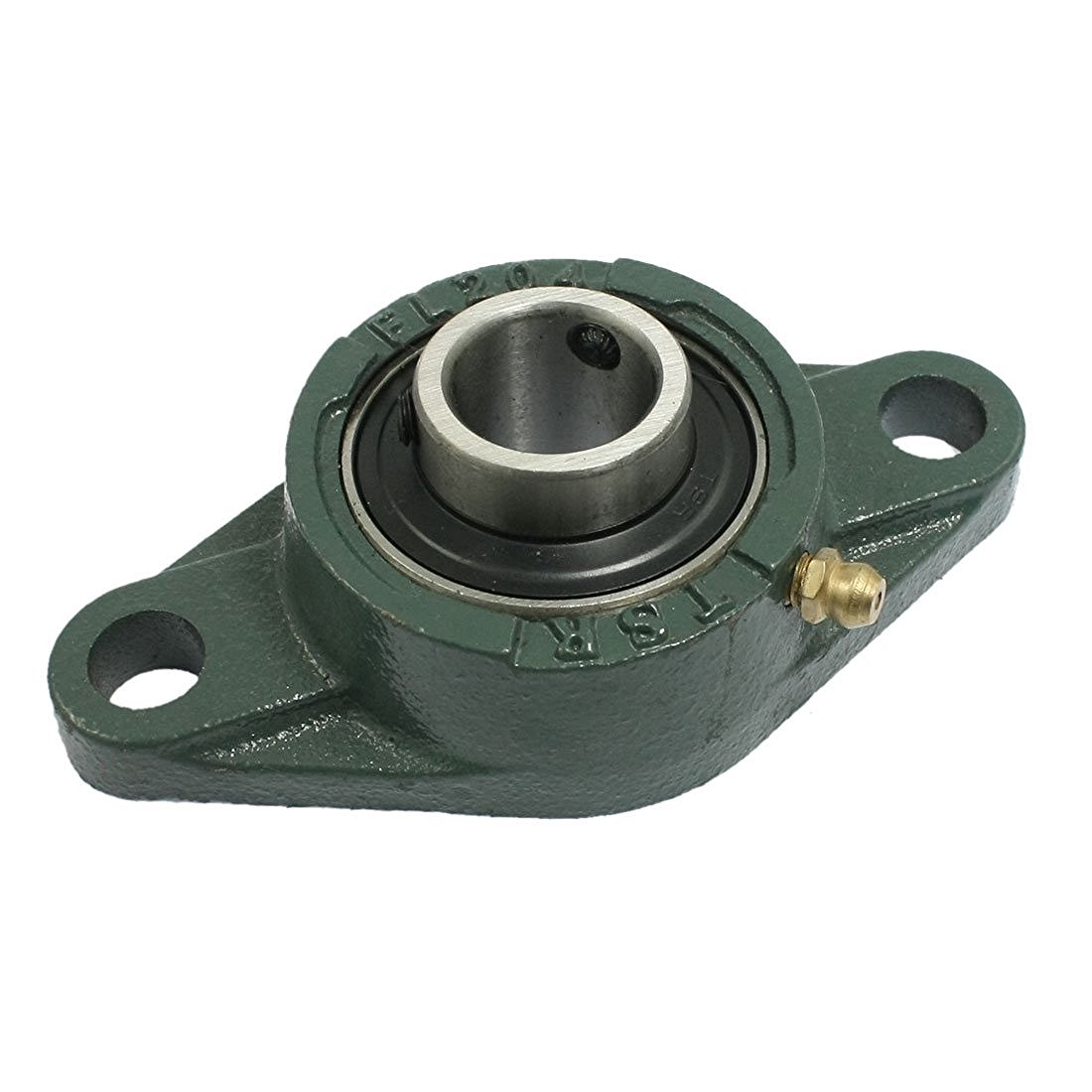 FL204 20mm Bore Self-aligning Flange Bearing UC204 mochu 23134 23134ca 23134ca w33 170x280x88 3003734 3053734hk spherical roller bearings self aligning cylindrical bore