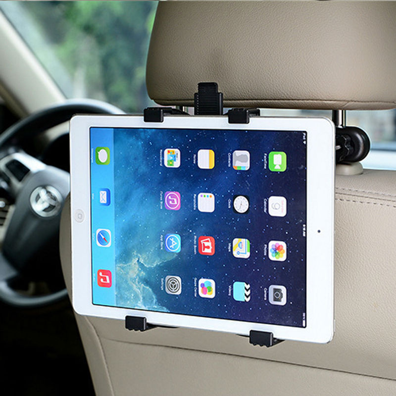 Car Back Seat Tablet Stand Headrest Mount Holder for iPad 2 3 4 Air 5 Air 6 ipad mini 1 2 3 Tablet SAMSUNG PC Stands UniversalCar Back Seat Tablet Stand Headrest Mount Holder for iPad 2 3 4 Air 5 Air 6 ipad mini 1 2 3 Tablet SAMSUNG PC Stands Universal