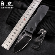 Folding knife CS GO Karambit D2 Stainless steel sharping camping survival tactical pocket knives hand tools card set