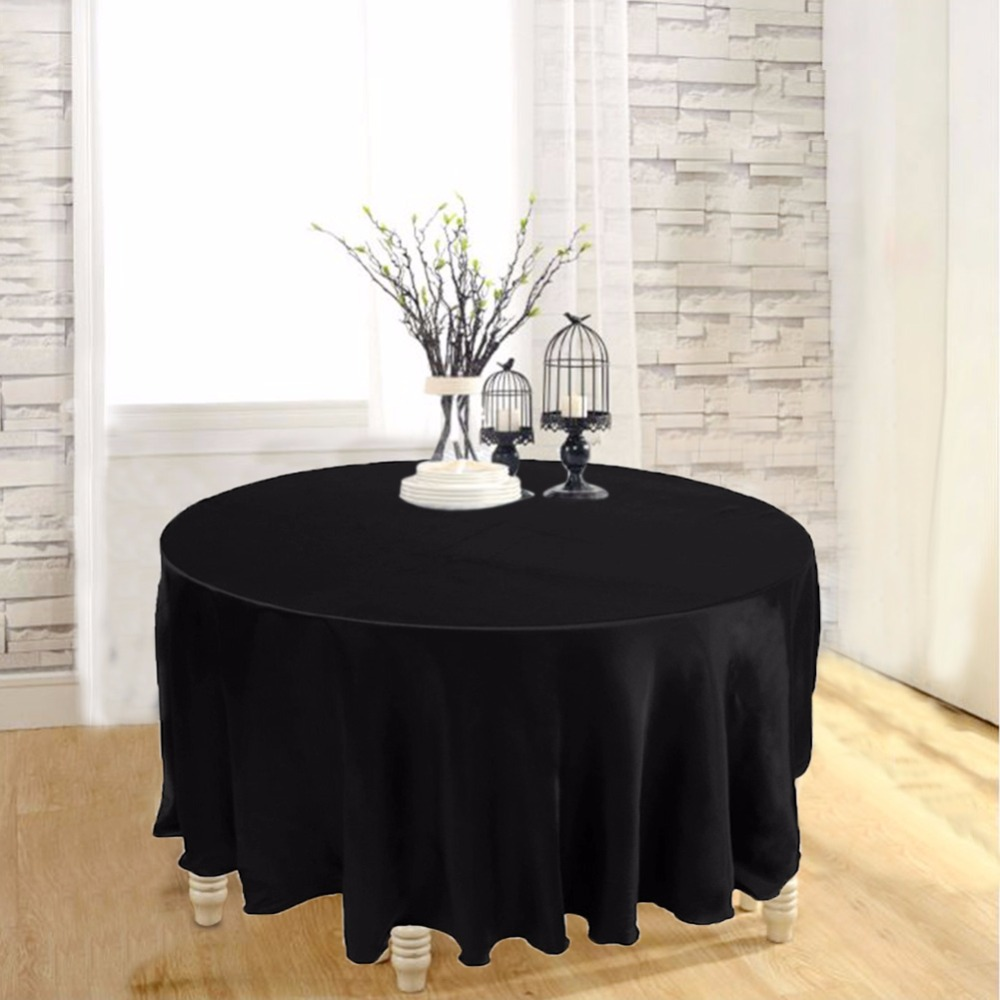 10pcs Tablecloths For Weddings Table Polyester Christmas