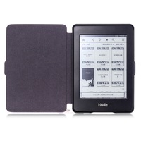 Smart Cover For Kindle Paperwhite Case PU Leather Case For Amazon Kindle Paperwhite 1 2 3