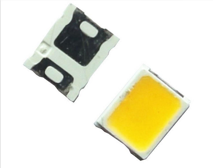 1000PCS <font><b>2835</b></font> SMD <font><b>LED</b></font> Chip 0.5W 50-55LM Cool Warm White Ultra Bright Surface Mount <font><b>LED</b></font> Chip Light Emitting Diode Lamp image