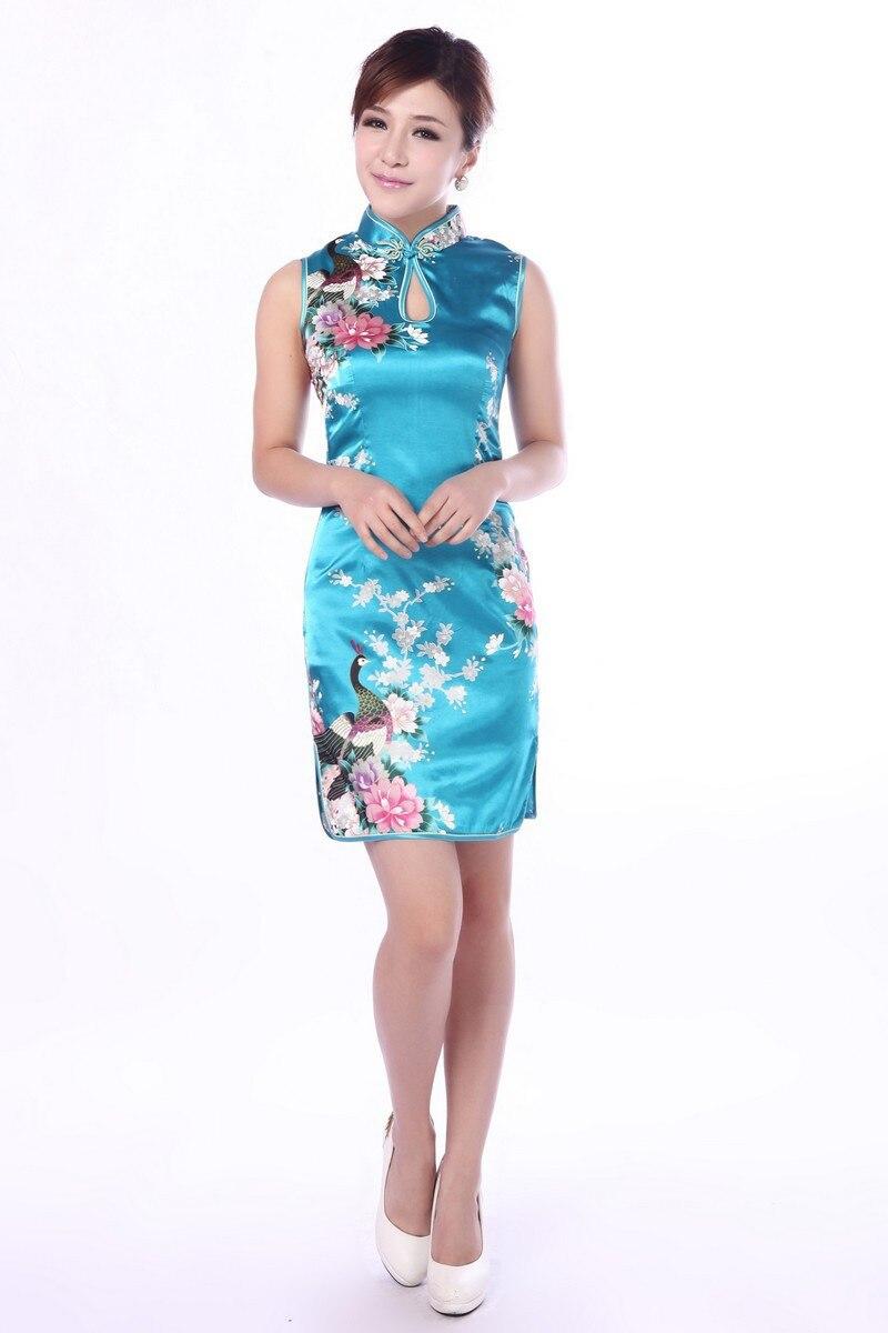 Shanghai Story short cheongsam 2017 chinese style dress traditional ...
