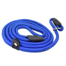 High Quality Pet Dog Leash Rope Nylon Adjustable Training Lead Pet Dog P chain 0 8cm