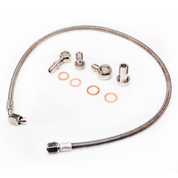 Kinugawa Turbo Oil Feed Line Kit for VOLVO 740 760 w/ TD04H TD04HL Turbo