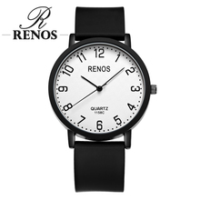 RENOS The Women's Wrist Watch Simple In Box Fashion Unisex