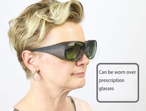 Image 2 - Multi Wavelength Eye Laser Protective Goggles Glasses 755&808&1064nm ND:YAG Laser protection Glasses