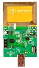 NFC TRF7960/7961/7962/7963/TRF7970A TI Placa de evaluación de fábrica
