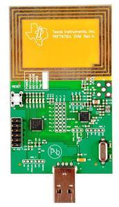 Image 1 - NFC TRF7960/7961/7962/7963/TRF7970A TI Placa de evaluación de fábrica