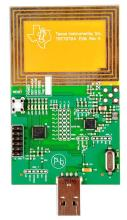 NFC TRF7960/7961/7962/7963/TRF7970A TI factory evaluation board