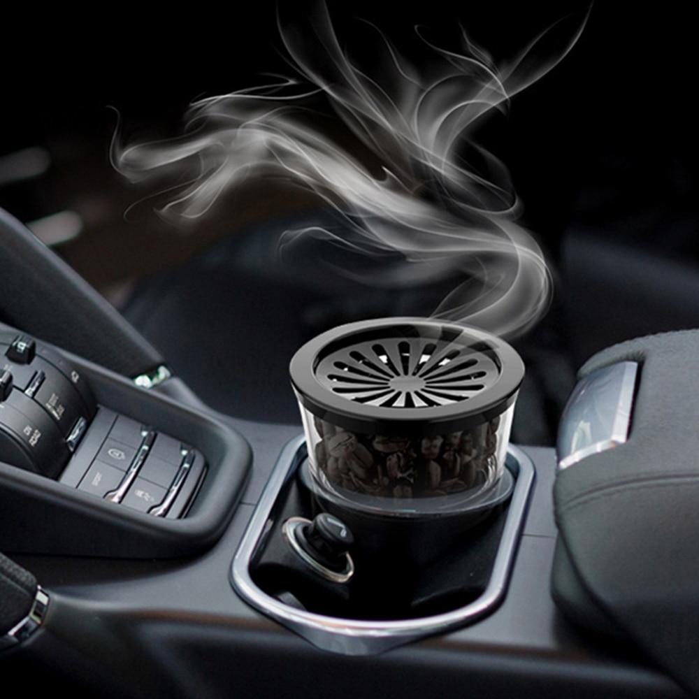 Car Fragrance Air Freshener Diffuser Volcanic Stone Solid Balm Zeolite Perfume Auto Interior Dashboard Decoration Car Styling