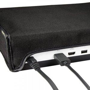 Image 4 - Xbox one 슬림 게임 콘솔 메쉬 스토퍼 방진 커버 용 방진 케이스 Xbox One S 게임 액세서리 용 스크래치 방지