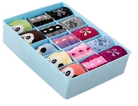 Household clothing storage drawers closet organizer thickening underwear box drawer organizer