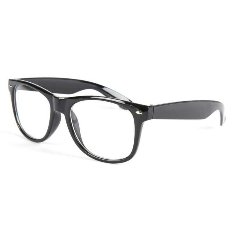 0f9ad49d1d ... New Eyewear Frames Clear Lens Glasses Square Frame Unisex Men s Women s  Nerd Trendy ...
