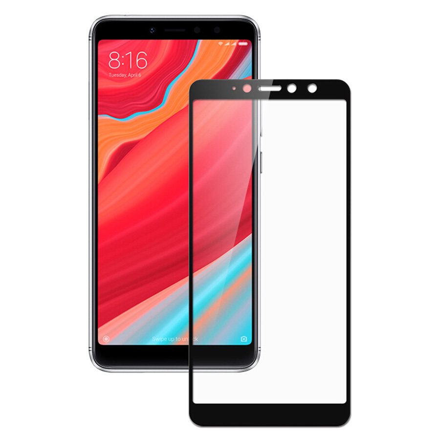 For Redmi S2 protective glass full cover HD Premium Tempered glass Film For Xiaomi Redmi S2 S 2 Global Version Pelicula de vidro in Phone Screen Protectors from Cellphones Telecommunications