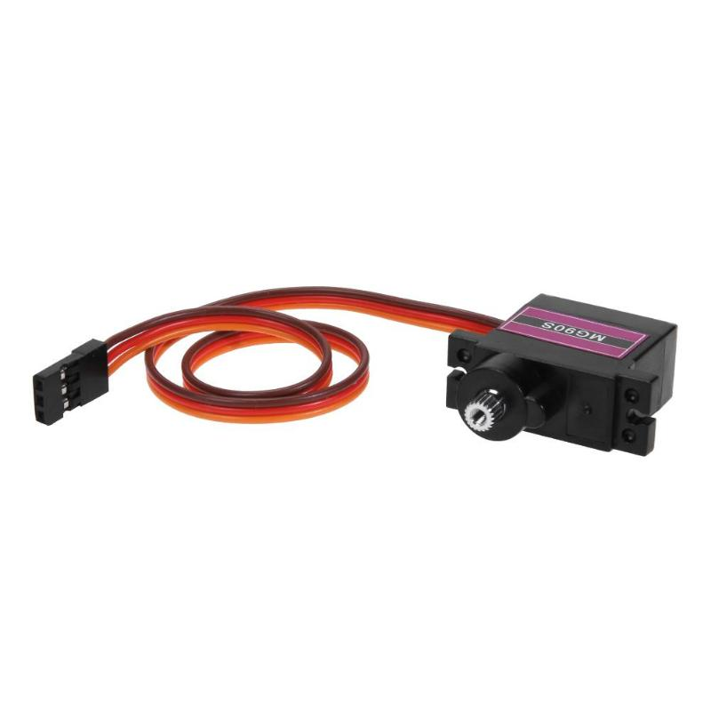Logic Ics New Mg90s Metal Geared Micro Tower Pro Servo For Toy Boat Car Airplane Helicopter MG90S 9G Metal Gear ServoLogic Ics New Mg90s Metal Geared Micro Tower Pro Servo For Toy Boat Car Airplane Helicopter MG90S 9G Metal Gear Servo
