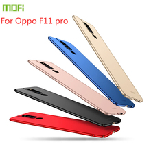 For Oppo F11 Pro Case Cover MOFI High Quality Hard pc Phone Shell Fitted