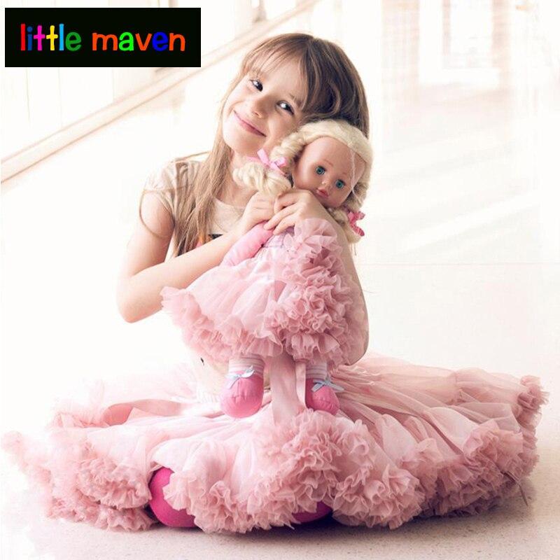 2e8aebf10369 2018 New Summer Baby Girl Tulle Skirt Children Kid Girls princess ...