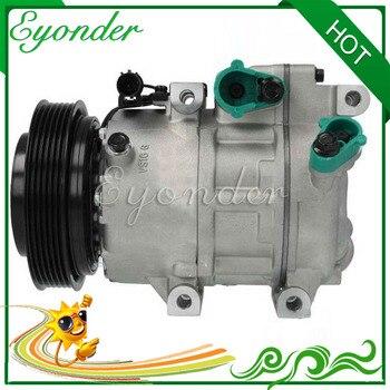 AC A/C compresseur de climatisation pompe de refroidissement VS-16N pour Hyundai Elantra XD GT GD 1.4 1.6 977012H002 977012H001 97701-2H002