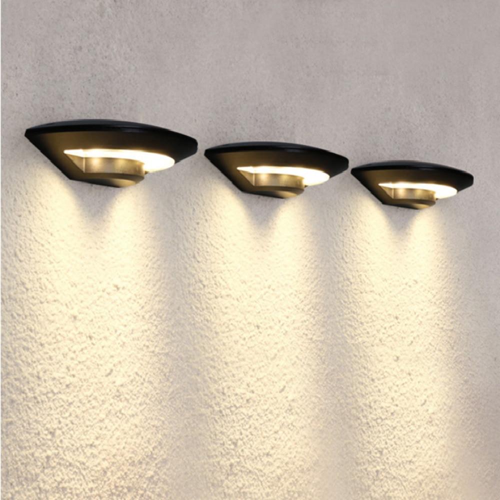 Para cima Para Baixo Luz Ip44 Levou Ao Ar Livre Iluminação Da Lâmpada de Parede Exterior À Prova de Água para a Varanda Fora do Portão Do Jardim Varanda Varanda Casa