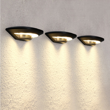 Up Down Light Ip44  Led Outdoor Lighting Wall Lamp Exterior Waterproof for Porch Outside  Gate Balcony Garden Veranda House