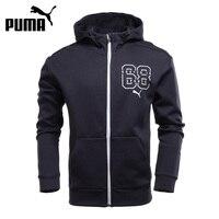 Original New Arrival Puma Men S Jacket Hooded Sportswear