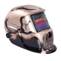 New Solar Auto Darkening LCD Welding Mask MIG Welding Helmet Electric Welding Mask Hard Hat Welder