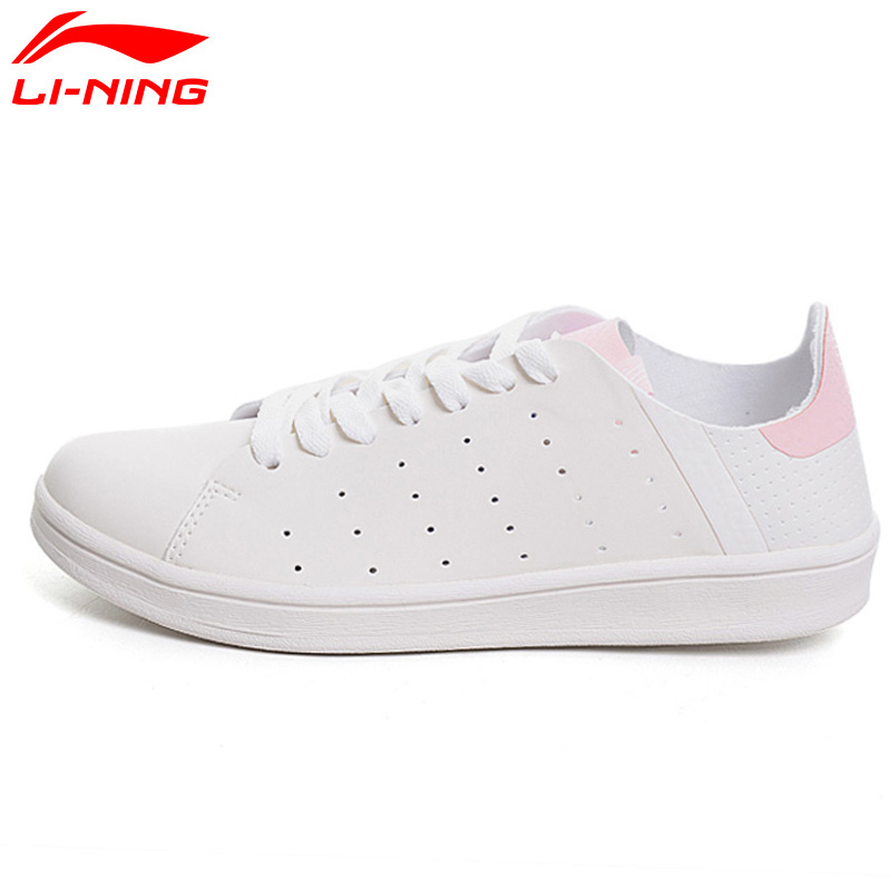 Li-Ning Women's Sports Life Jogging Walking Shoes LiNing Breathable Leisure Sneakers Sport Shoes GLKM048 YXB070 li ning brand men walking shoes lining heather sports life breathable sneakers light comfort sports lining shoes agcm041