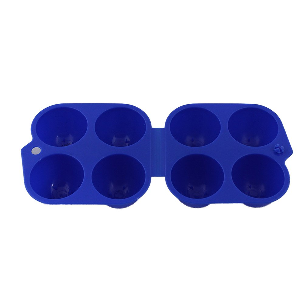 4 Grids Egg Holder Box Kitchen Storage Box Portable Egg Container Fresh Egg Carrier Case For Hiking Outdoor Camping