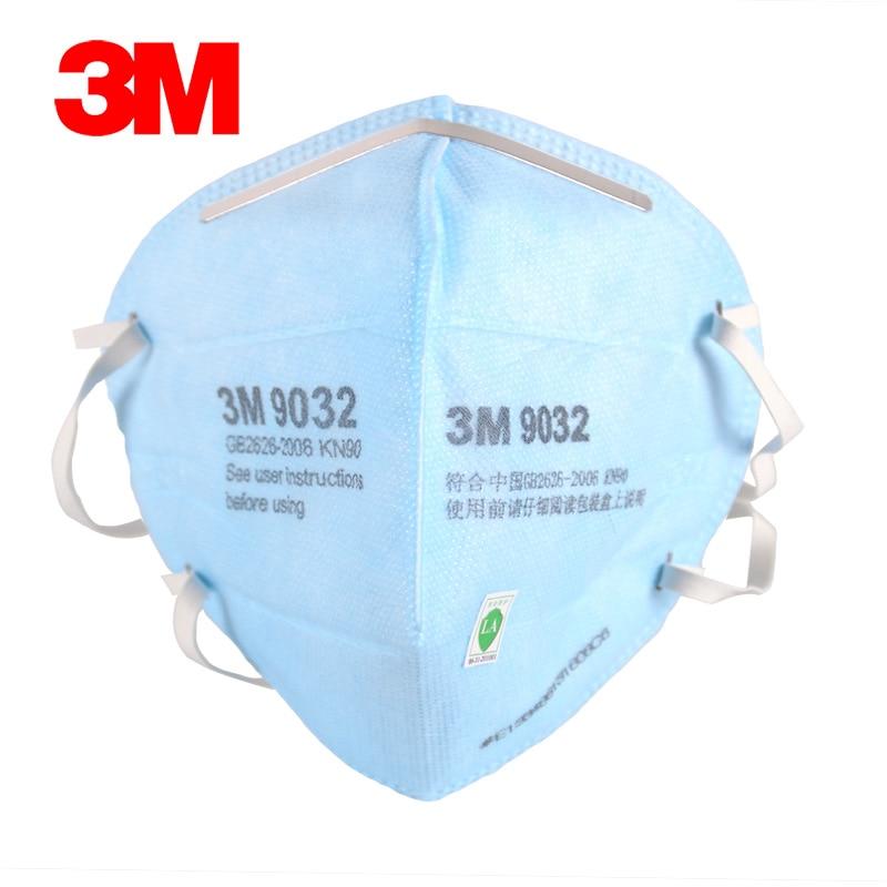 Kn90 Particles Dust Haze Masks Anti 3m 5 9032 Pm2