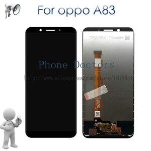 "Image 3 - 5.7 ""الأصلي ل Oppo A83 كامل شاشة الكريستال السائل مع مجموعة المحولات الرقمية لشاشة تعمل بلمس ل Oppo A83 LCD استبدال"