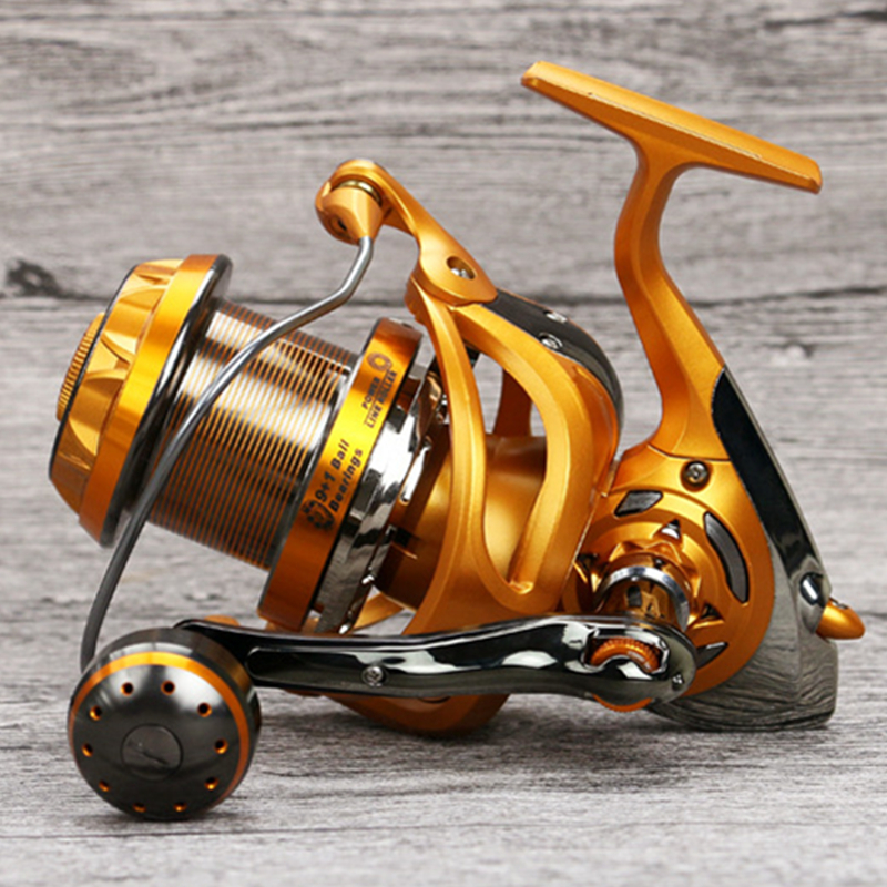 Фотография Water Resistant Carbon Baitcasting Reel 22KG Max Drag longshot casting for carp salt water surf spinning big sea fishing reel
