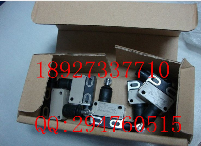 [ZOB] 100% brand new original authentic OMRON Omron limit switch D4E-1D10N