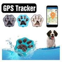 Smart Activity Tracker Mini Pets GPS Tracker WiFi Anti Lost For Pet Collar IP66 Key Locator Waterproof Tracer Finder Equipment