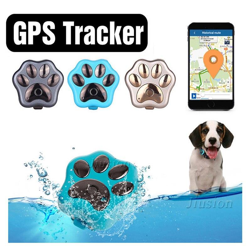 V30 Smart Mini animaux traqueur GPS WiFi Anti-perte traceur étanche trouveur pour chien chien chat collier IP66 localisateur de clé dispositif de suivi