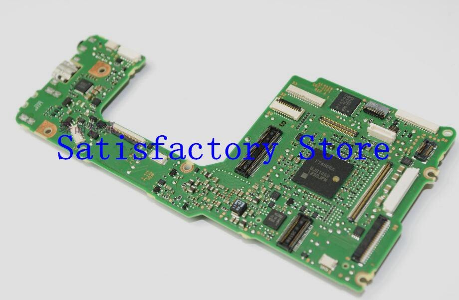 Original pour Canon pour EOS rebelle T6 pour EOS 1300D carte mère carte mère PCB MCU caméra partie