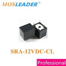 Mosleader SRA 12VDC CL dip5 200 peças originais SRA 12VDC 12 v de alta qualidade