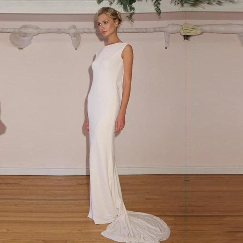 Online Buy Wholesale spandex wedding dress from China spandex ...