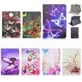 Для Colorfly G708/E708 3 Г Pro/E708 3 Г 7.0 дюймов ИСКУССТВЕННАЯ Кожа Стенд Cover Case Универсальный 7 дюймов Tablet PC PAD для детей S4A92D