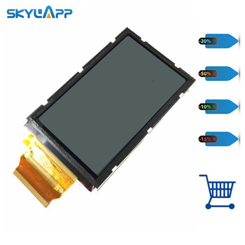 Skylarpu 3 inch LCD screen For GARMIN COLORADO 300 400i Handheld GPS display screen panel (without touch) Free shipping