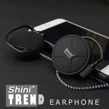 ShiniQ940 Free Shipping font b Headphones b font 3 5mm Headset EarHook font b Earphone b