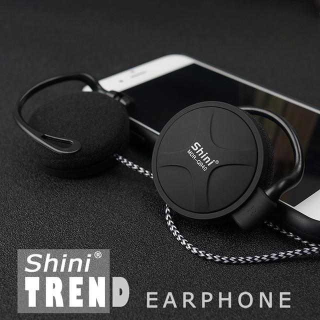 shiniQ940 Frete Grátis fones de ouvido de 3.5mm fone de ouvido com gancho de orelha, fone de ouvido para mp3 player/mp4/mp5/telefone móvel/fone de ouvido para pc, venda por atacado