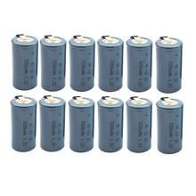 Free Shipping for tools battery 12pcs/lot SC rechargeable NI-CD 1.2v 3200mah batteria sc ni-cd batteries