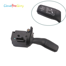 CloudFireGlory For Audi A4 B6 B7 A6 C6 2007 2008 2010 A8 Turn Signal Cruise Control Combination Column Switch Stalk 4E0 953 521B combination switch new cruise control switch turn signal switch 2108 3709330 for lada cevaro