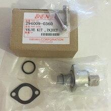 Новый Всасывания Регулирующий Клапан SCV Подлинная для MITSUBISHI 1460A037 294009-0260 294009-0360 294000-0360 для MAZDA 3 5 6 CX-7