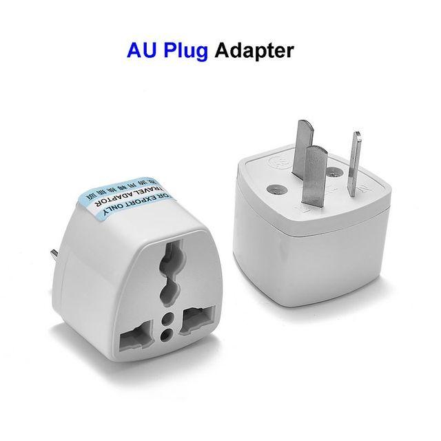 Universal Au Australian Plug Adapter Eu Us Uk To Australia Travel Socket Electrical