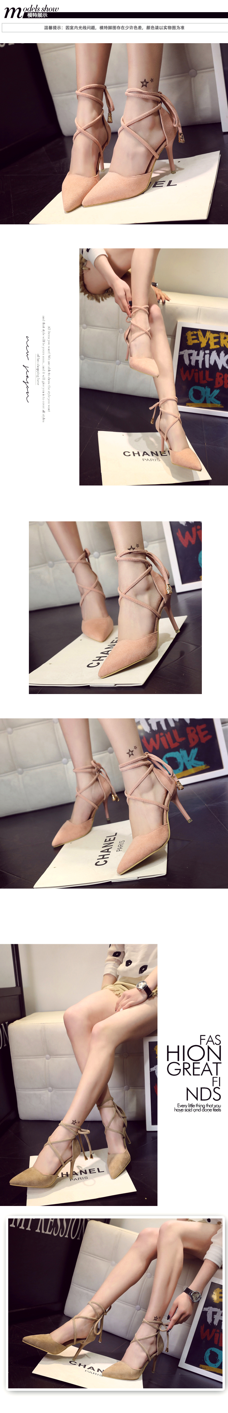 High Quality Brand Pointed Toe Women Pumps Summer Fashion High Heels Shoes Back Strap Thin Heels Pumps Solid Shoes 20